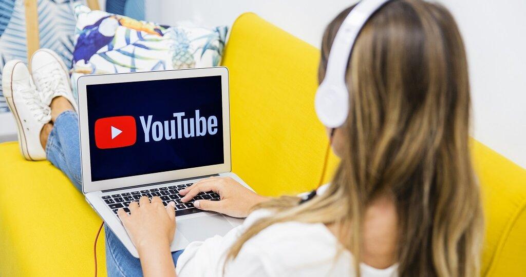 Niños youtubers