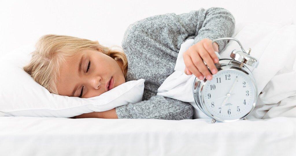 Falta de sueño en los niños